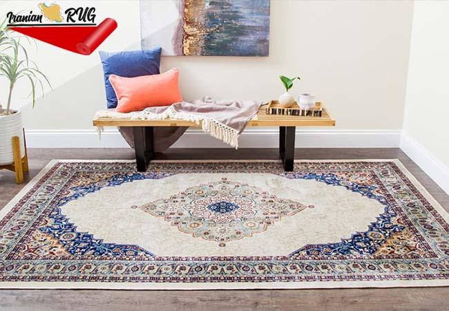 تلفیق فرش سنتی و مدرن