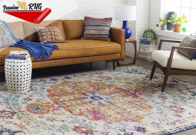فرش دستباف مدرن