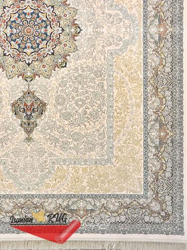 فرش ماشینی 1200شانه طرح زیبا - کد 60001