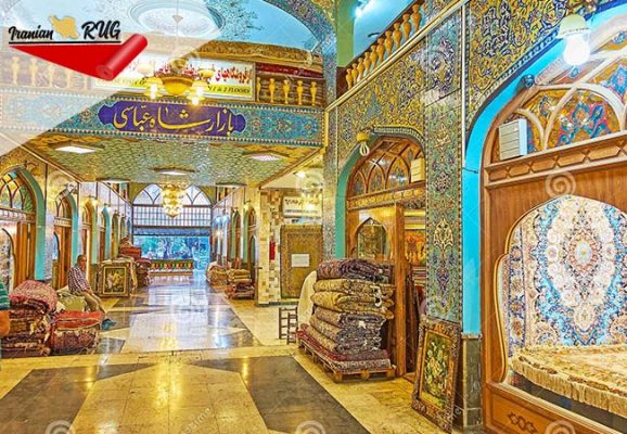 هزینه فرش دستباف ایرانی