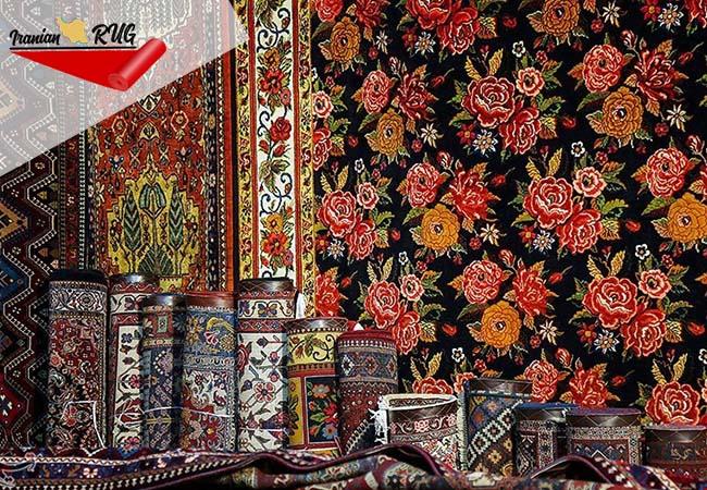 انواع طرح فرش دستباف ایرانی