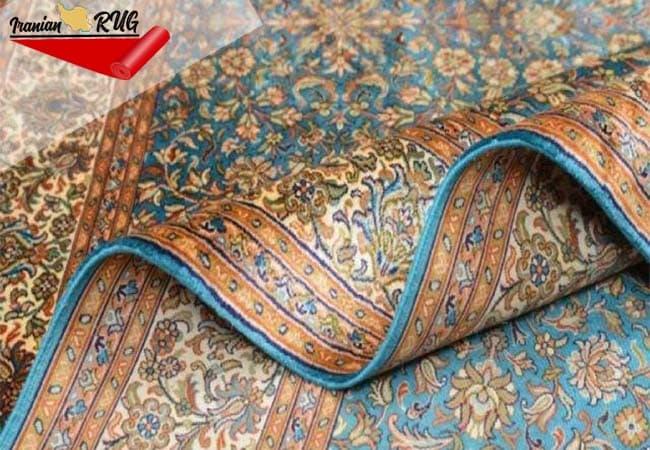 تفاوت بین فرش ابریشم اصل و فرش ابریشم مصنوعی