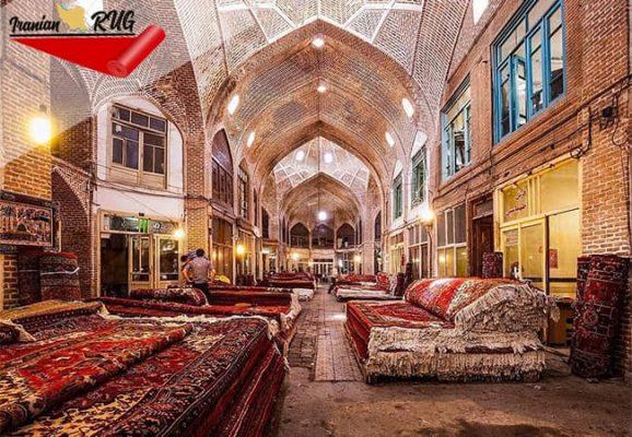 فرش کلاسیک و فرش سنتی ایرانی