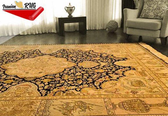 تفاوتهای فرش پشمی و کرکی در چیست؟