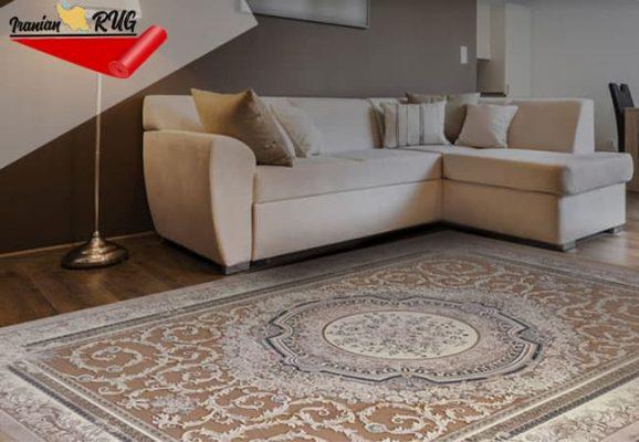 فرش ماشینی کلاسیک و انواع آن