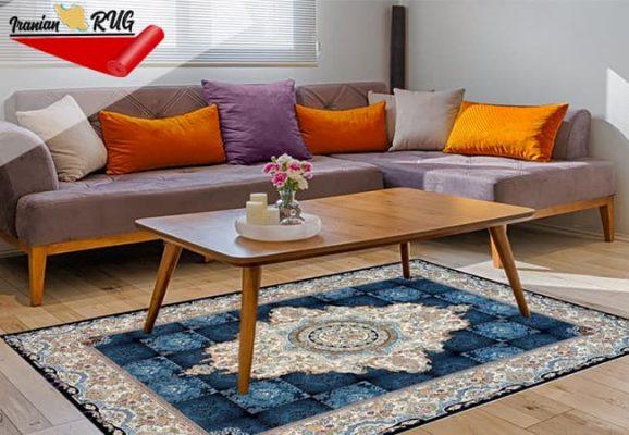 راهنمای خرید فرش ماشینی کلاسیک در تنوع رنگها